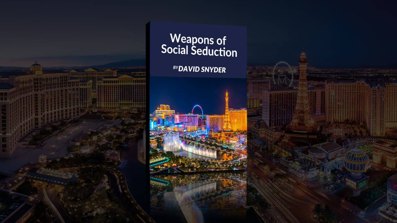 David Snyder - Weapons of Social Seduction