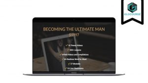 Markus Wolf - Becoming The Ultimate Man - A step by step guide to mastering seduction with any women - UMP