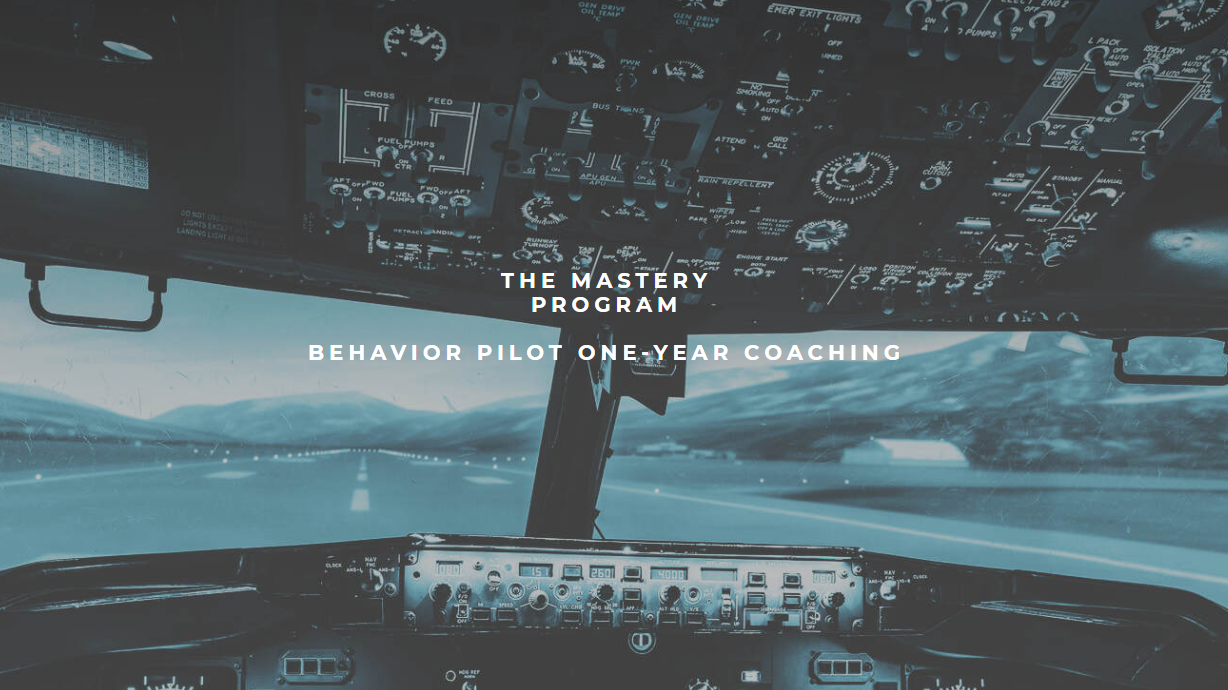 The Mastery Course By Chase Hughes