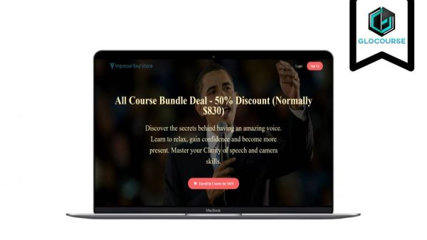 Improve Your Voice - All Course Bundle Deal by Darren McStay