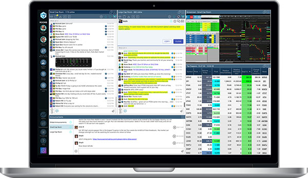 Live Trading Chat Rooms