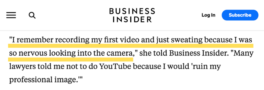 Mastering YouTube for the Busy Professional by Erika Kullberg