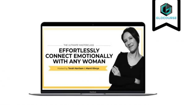 Connect With Any Women Emotionally Masterclass