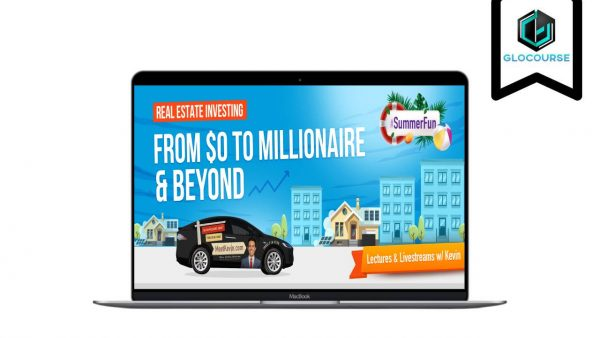 Real Estate Investing - From $0 to Millionaire & Beyond by Meet Kevin Download